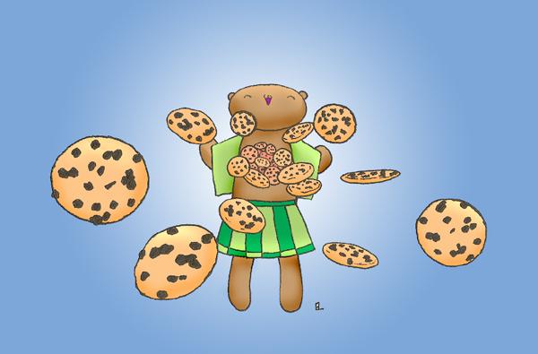 Cookies haiku